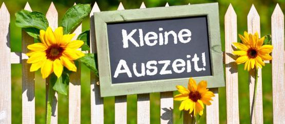 """Der """"Kleine Urlaub"""" - 4 Tage HP"""