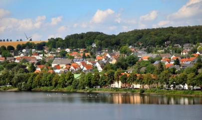 Urlaub am Möhnesee