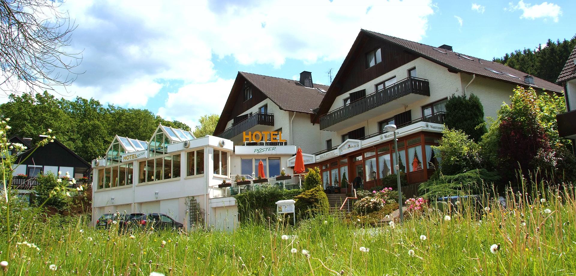 Hotel Püster im Sauerland